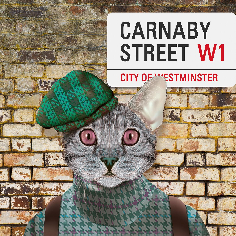 Carnaby Street Hustler