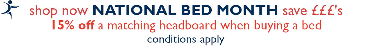 Bed Month Savings on Beds