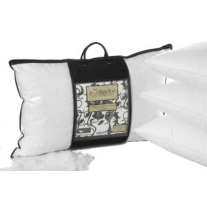 Die Zudecke Canadian White Snow Goose Down Pillow Care Tips