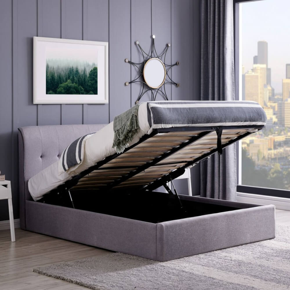 Flintshire Furniture Carmel Ottoman Bed