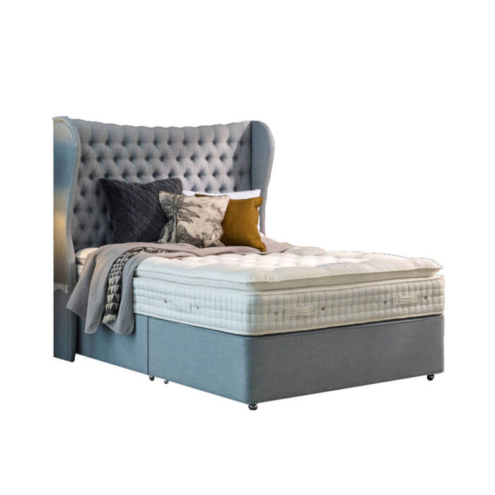 Hypnos Walbury Pillow Top Divan Bed