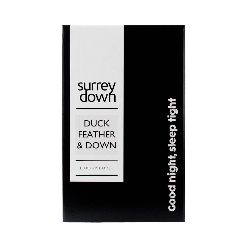 Surrey Down Duck Feather & Down Duvets