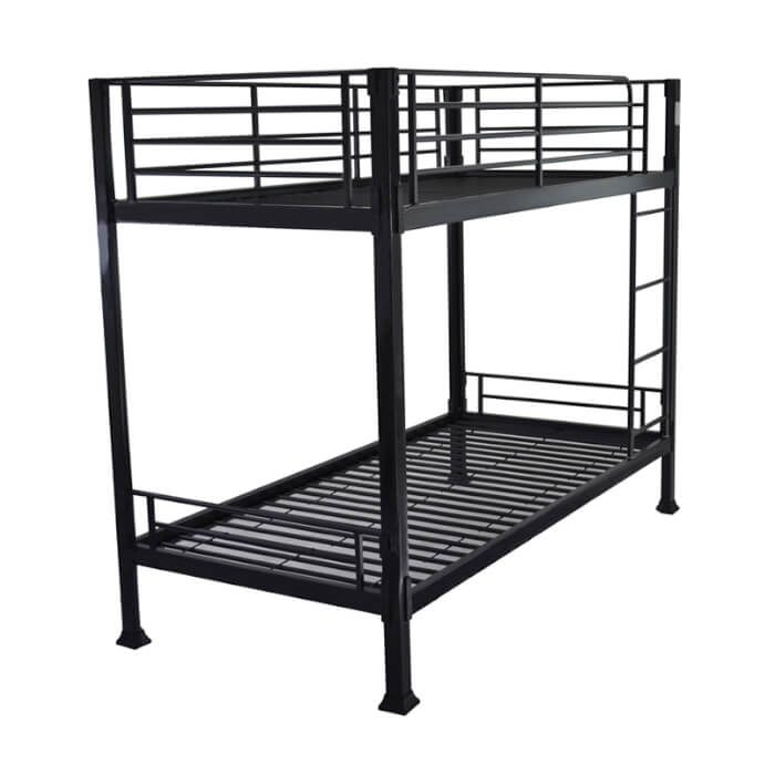 Contract Bunk Bed Black