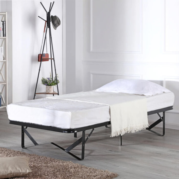 Skid Folding Bed Frame