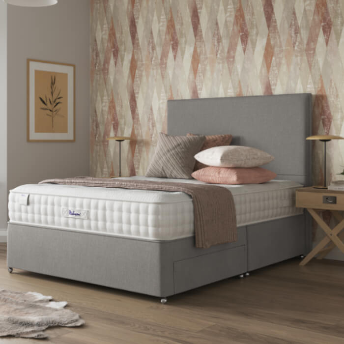 Relyon Memory 1450 Elite Divan Bed