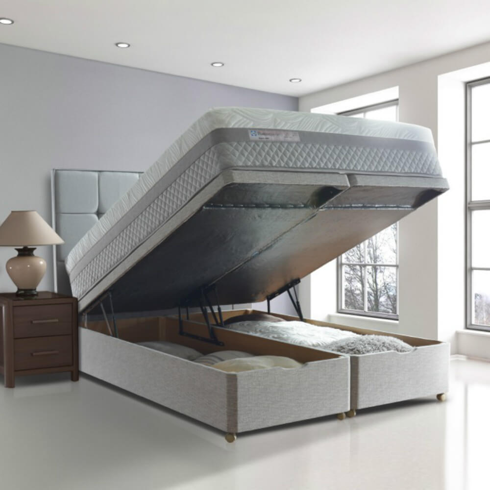 Sealy Ottoman Bed