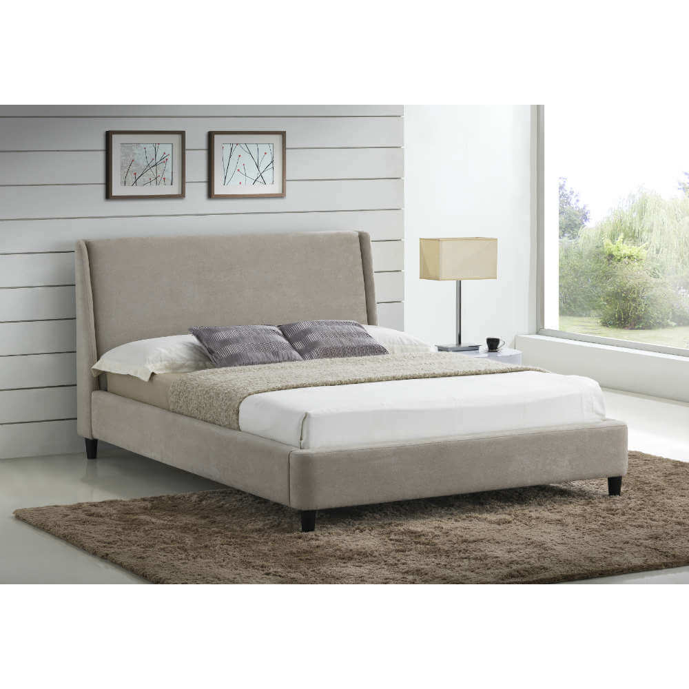 Time Living Edburgh Bed Frame Sand
