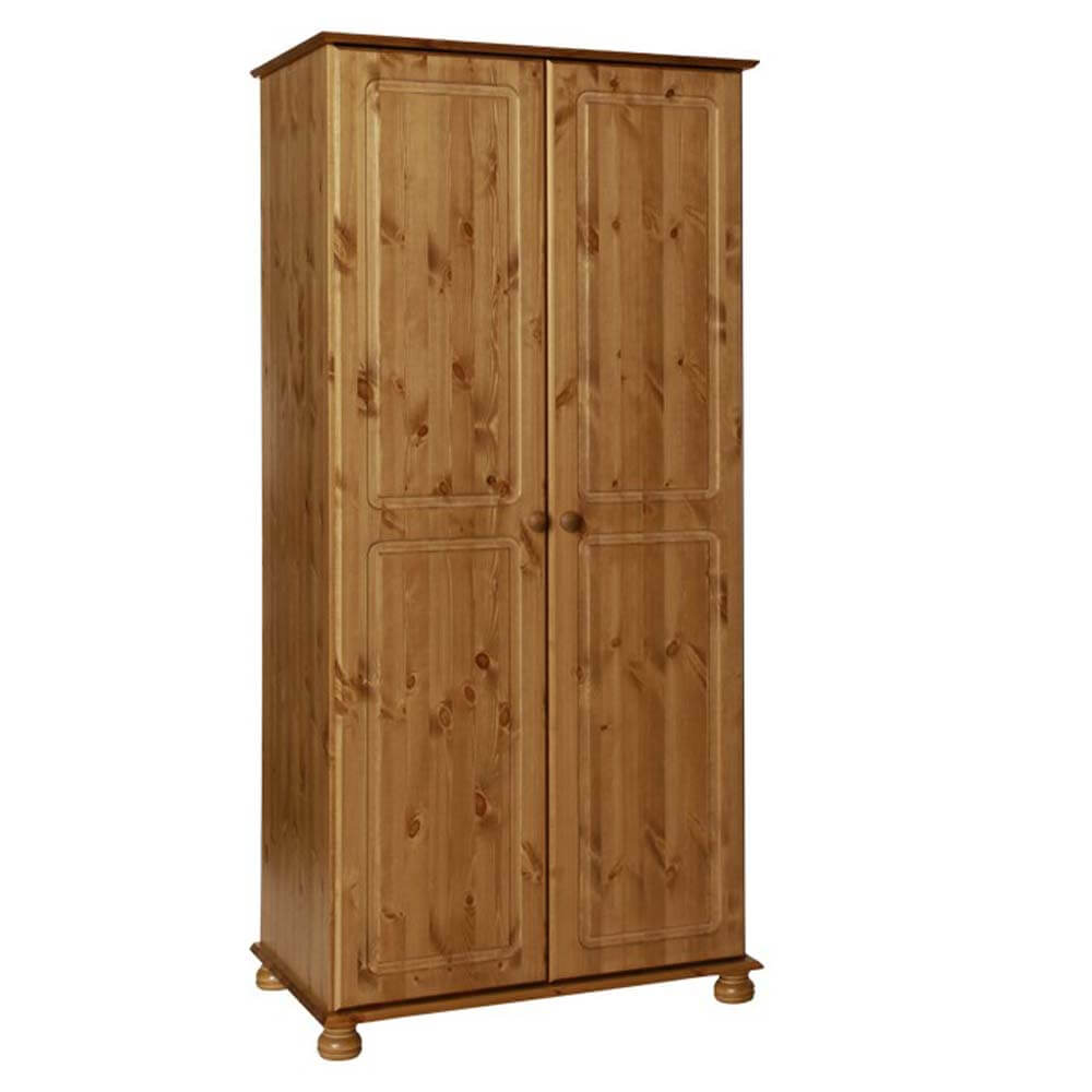 Copenhagen Pine 2 Door Robe