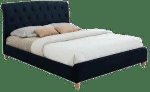 Birlea Brompton Reinforced Fabric Bed Frame