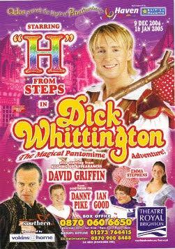 vokins@home sponsor Dick Whittington