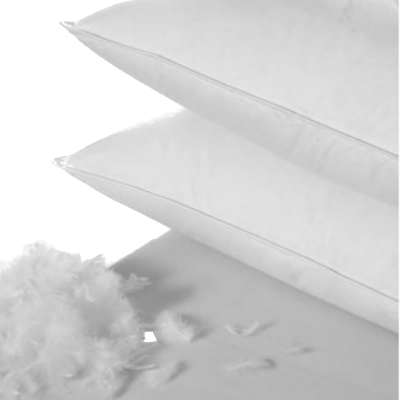 Die Zudecke Hungarian Goose Feather and Down Pillow