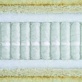 Hypnos Orthos Elite Wool Mattress section