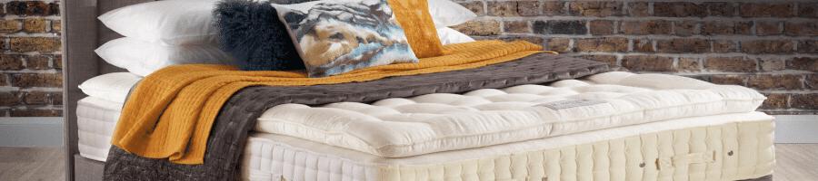 Hypnos Mattress Reviews   Hypnos Pillow Top Mattress