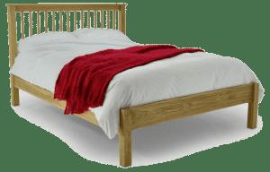 Ashbourne Reinforced Oak Bed Frame