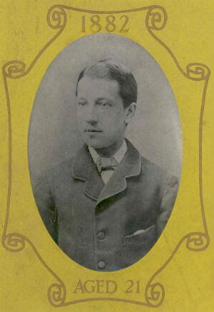 Mr Vokins age 21