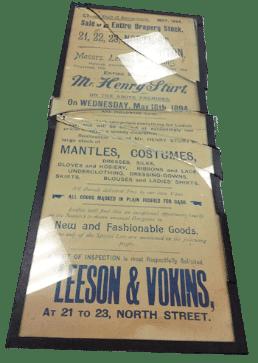 Vokins advert 1894