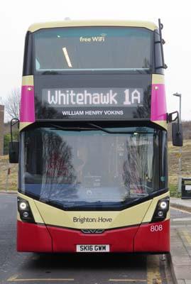 Vokins bus