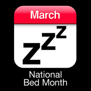 Bed Month logo