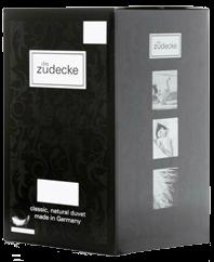 Photo of the Die Zudecke Goose down duvets