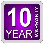 Guarantee Warranty 10 Year