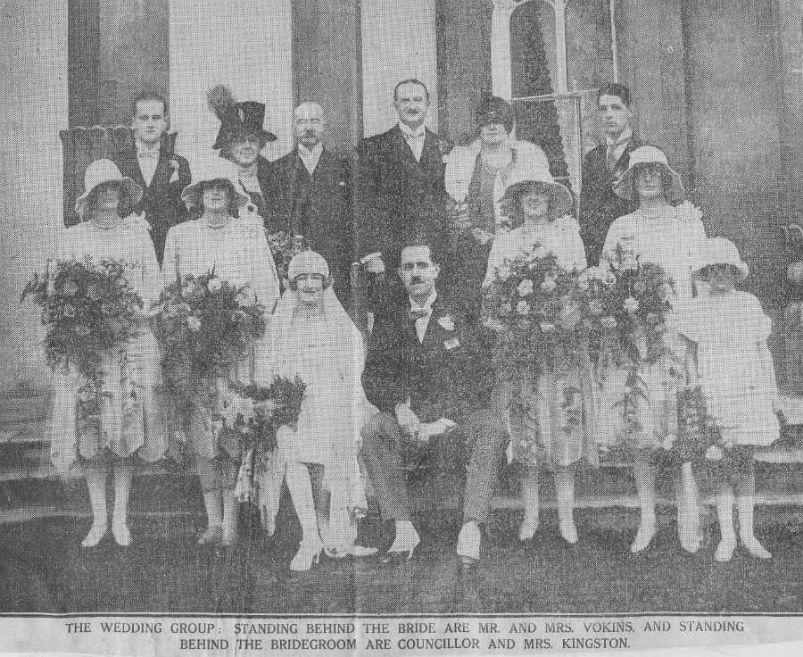 Vokins Wedding