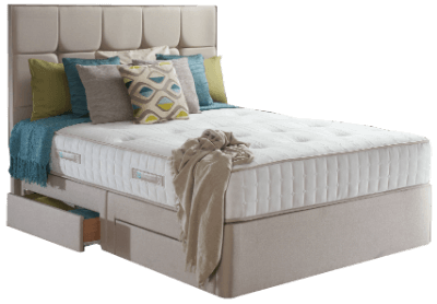 Beds for Big People - Mattresses for Big People. Our Sealy Range