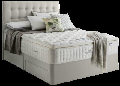 Silentnight Mirapocket 2800 Latex Pearl Divan Bed