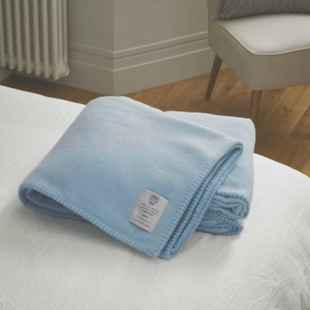 John Atkinson Siesta Merino Wool Blanket