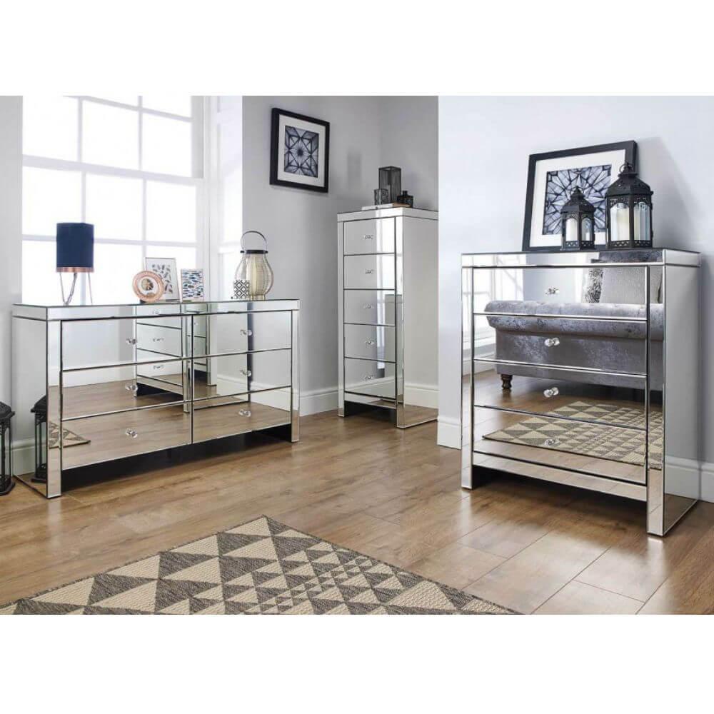 Birlea Seville Bedroom Furniture