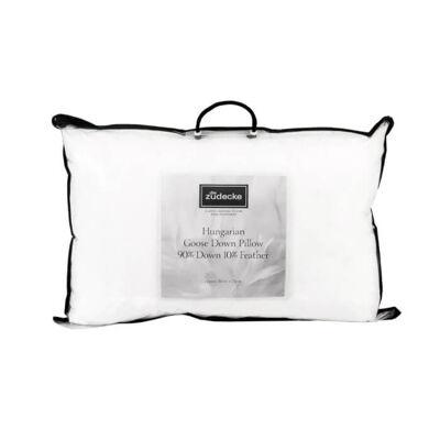 Die Zudecke Hungarian White Goose Down Pillow