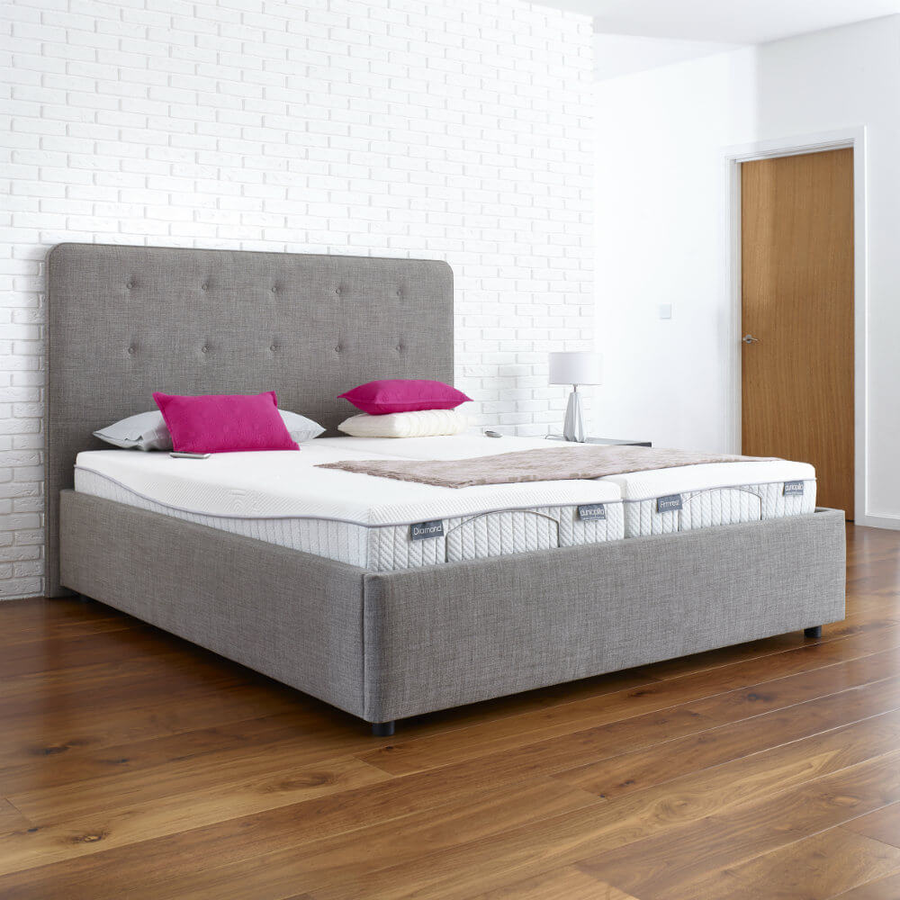 Dunlopillo Royal Sovereign Adjustable Bed Single Adjustable