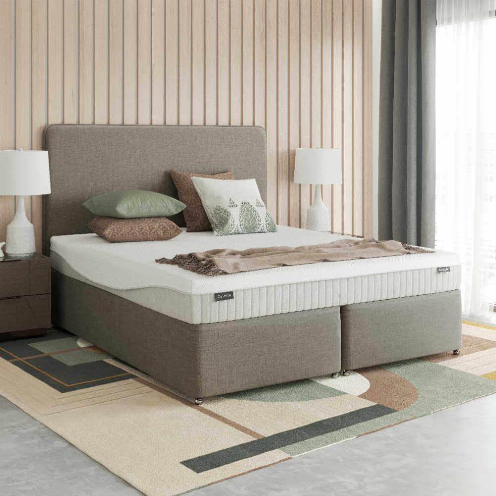 Dunlopillo Celeste Ottoman Bed