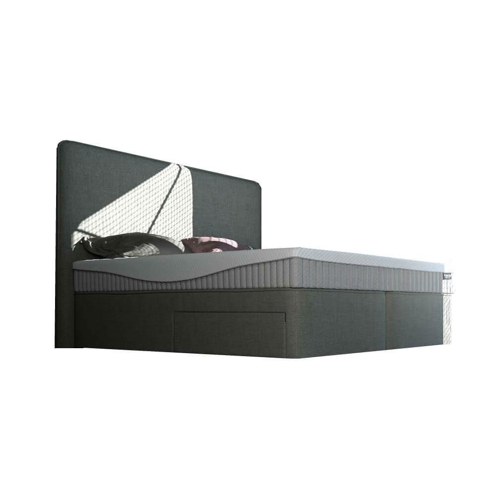 Dunlopillo Diamond Ottoman Bed