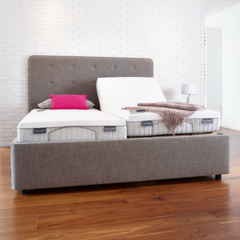 Dunlopillo Diamond Adjustable Bed