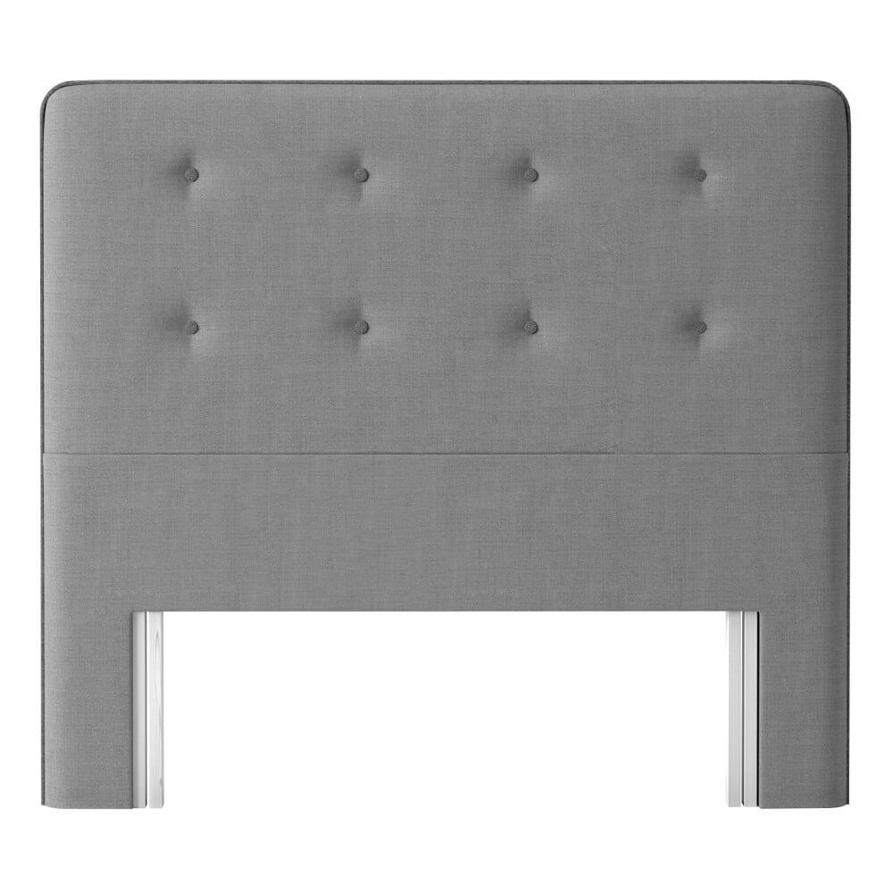 Dunlopillo Rydal Buttoned Extra Height Headboard King Size