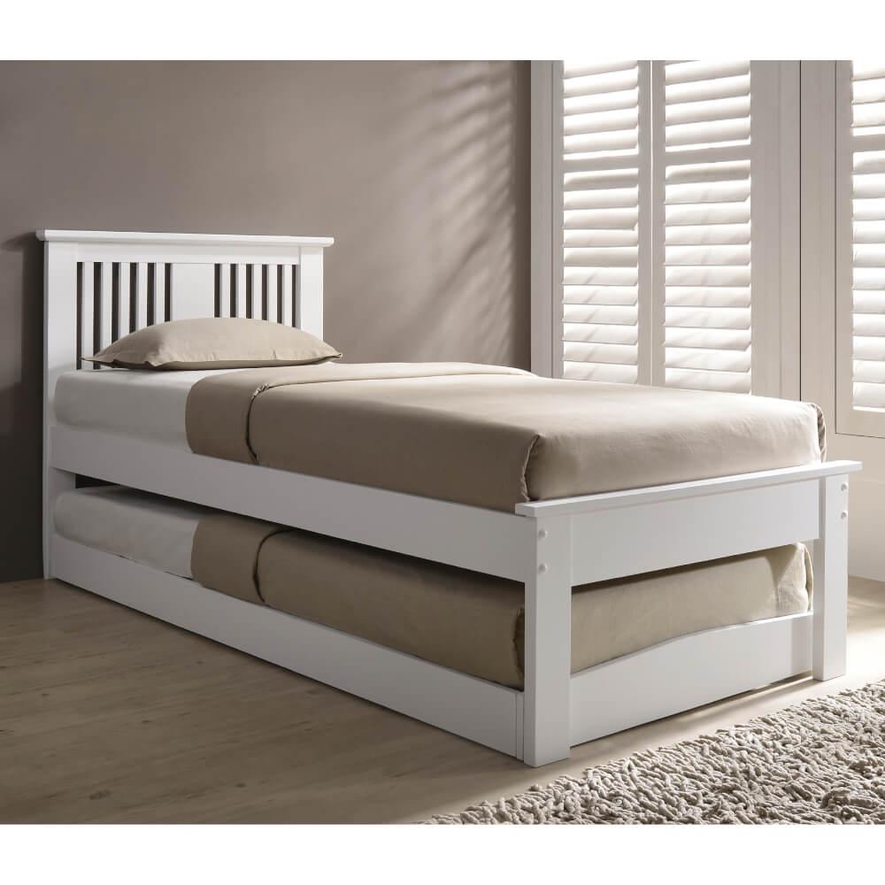 Flintshire Furniture Halkyn White Guest Bed