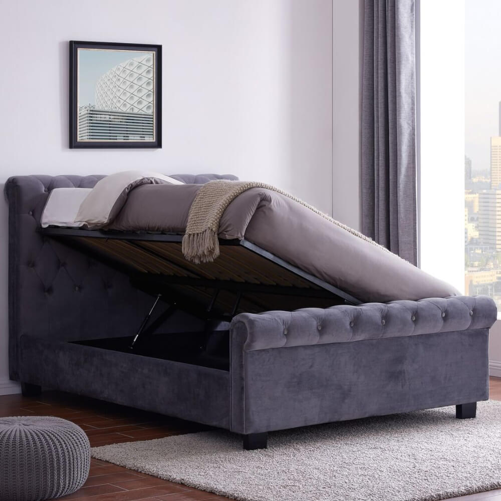 Flintshire Furniture Whitford Ottoman Bed