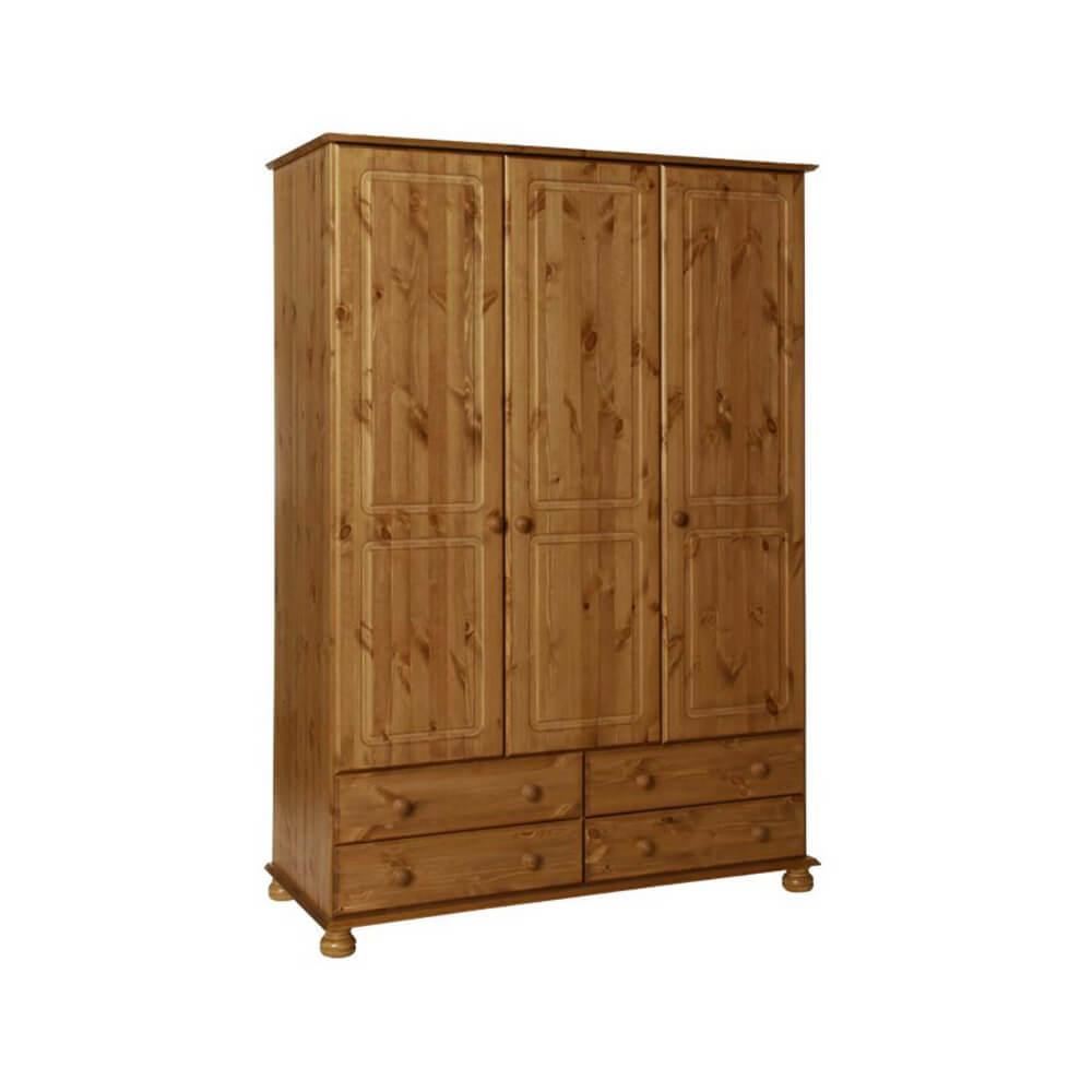 Copenhagen Pine Bedroom Furniture