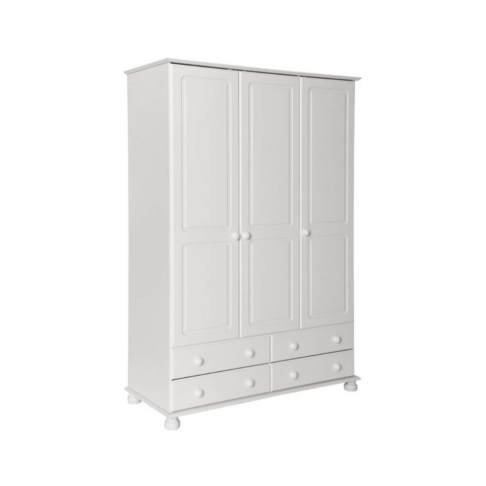 Copenhagen White Bedroom Furniture