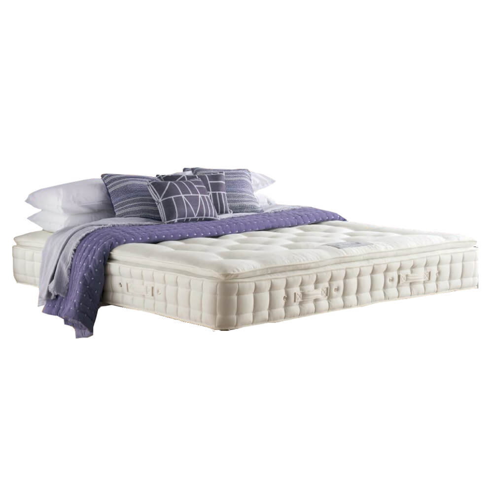 Hypnos Alvescot Pillow Top Mattress European King Size