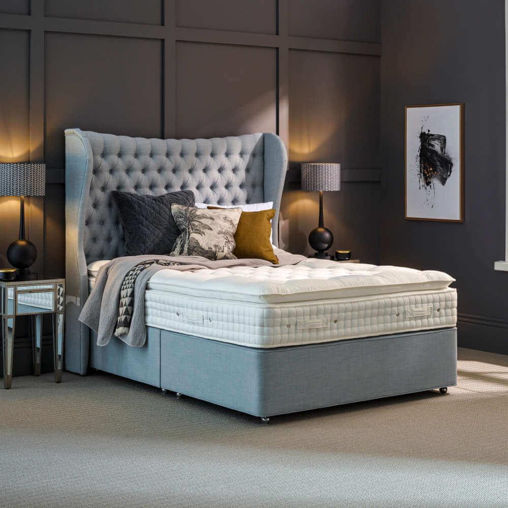 Hypnos Walbury Pillow Top Ottoman Bed