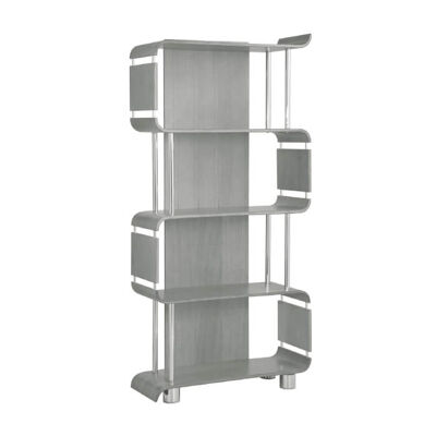 Jual Curve Grey BS201 Bookshelf