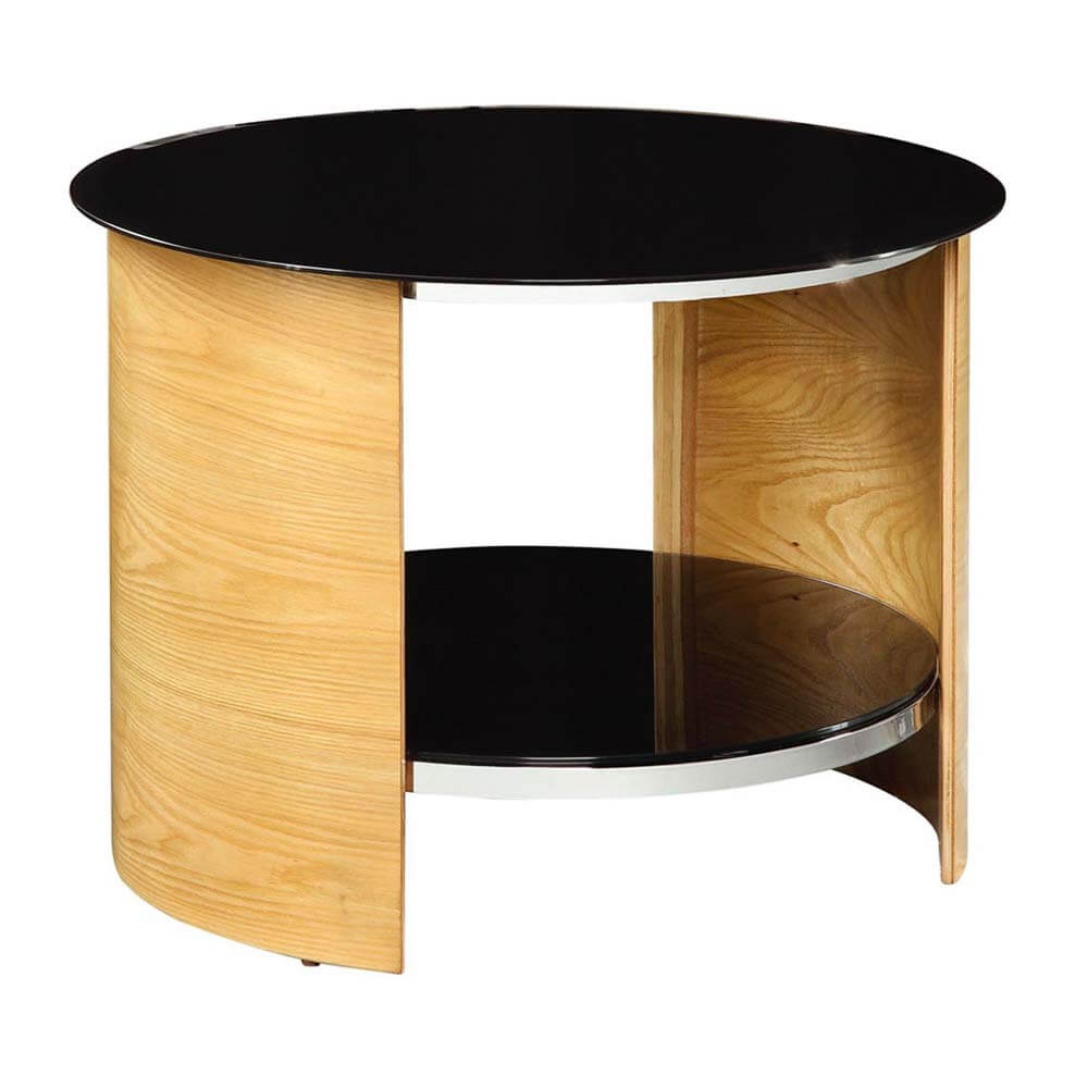 Jual Curve Oak JF303 Lamp Table