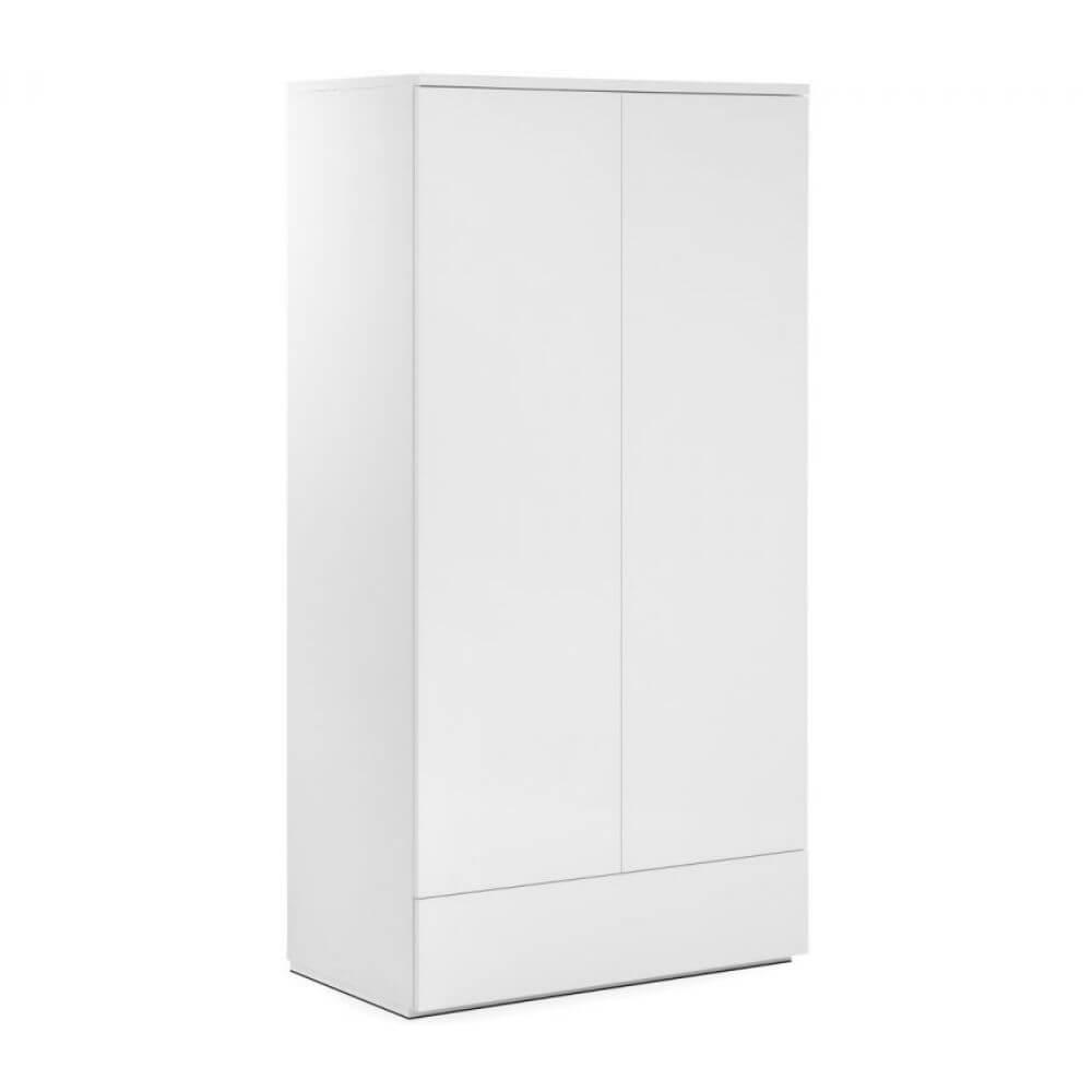 Julian Bowen Monaco White Bedroom Furniture