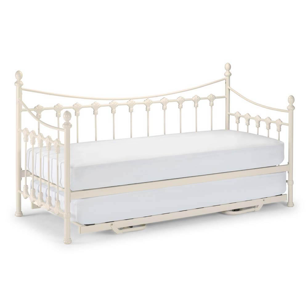 Single + Premier Mattresses Julian Bowen Versailles Day Bed with Underbed