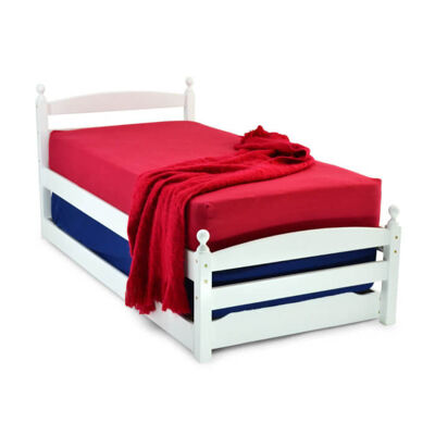Single Palermo 2 in 1 Guest Bed