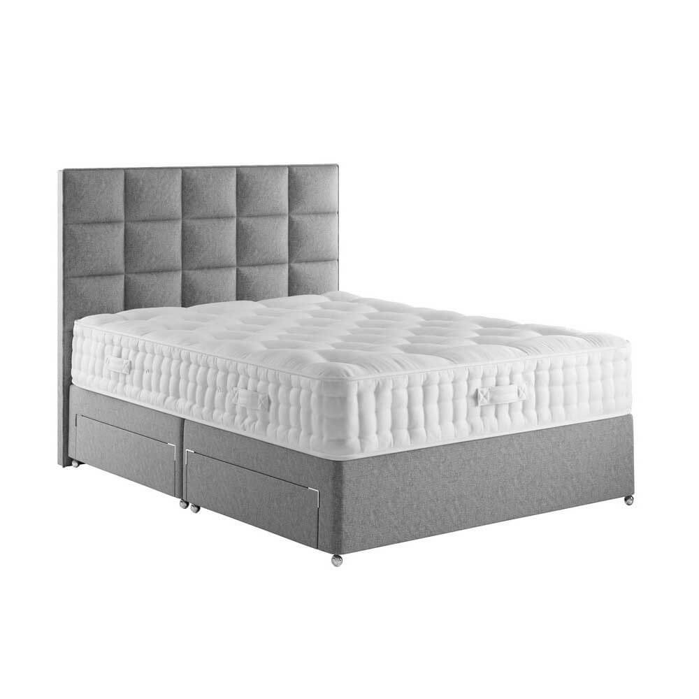 Relyon Alford Divan Bed King Size