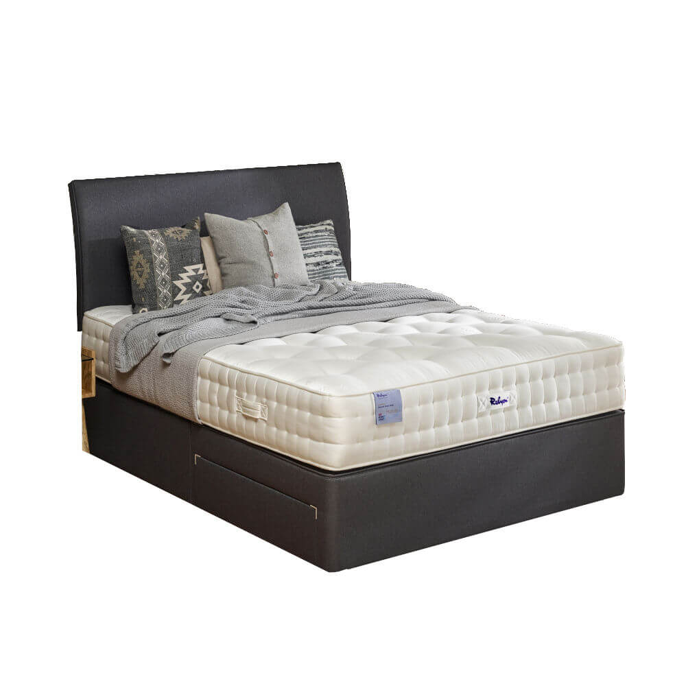 Relyon Coniston Natural Wool 2200 Ottoman Bed