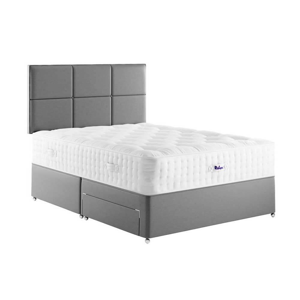 Relyon Ortho 1750 Elite Divan Bed King Size