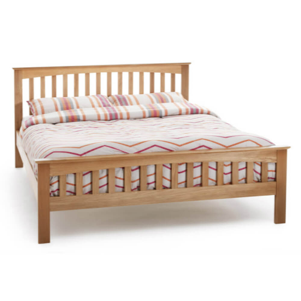 Serene Windsor Bed Frame Super King Size